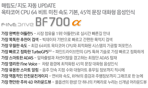BF700 α