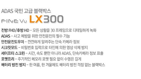 LX300 설명